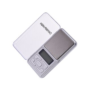 Digitalwaage Silver Shine 200g/0,01g
