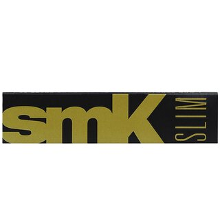 Smoking SMK King Size Slim 50 Hefte je 33 Blatt