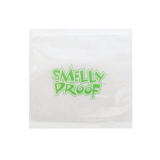 Polybeutel SMELLY PROOF, 18,5 x 19 cm,  50er Packung