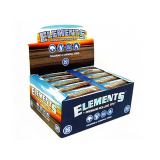 Elements Tips Regular 50 Hefte je 50 Filter Tips