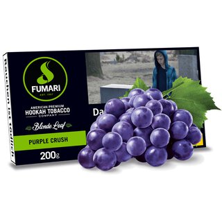Fumari - Purple Crush (Trauben) - 200g