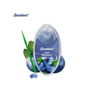Excellent - Aromakugeln Iced Blueberry (Blaubeere)
